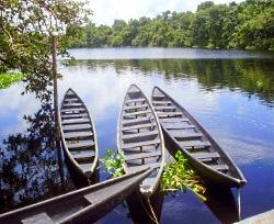 Der Orinoco ist Venezuelas größter Fluss und durchfließt den Regenwald - © Helmut Steiner  / pixelio.de